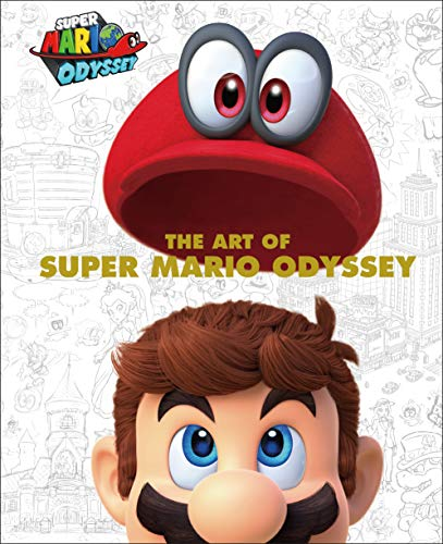 The Art Of Super Mario. Odyssey por Vv.Aa