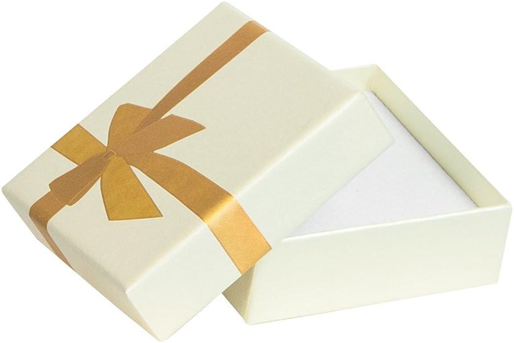 Jouailla-Caja vacía-Bolsillo con cartón, diseño de lazo, color ...