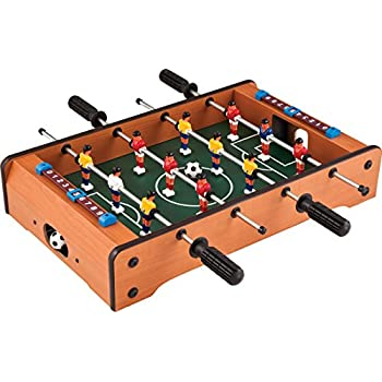 Nice Mainstreet Classics 20 Inch Table Top Foosball/Soccer Game