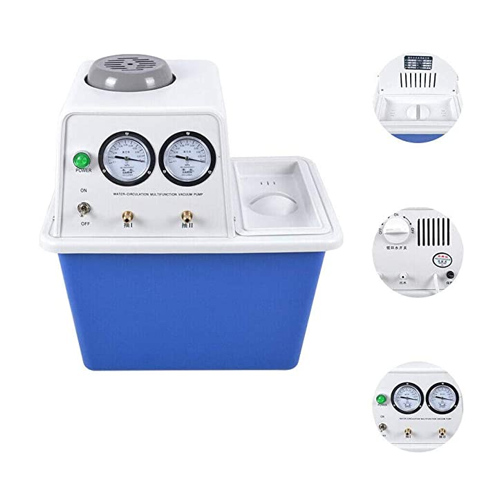 110V 15L Capacity 180W Circulating Water Pump Vacuum Pump Air Pump Filter Pump Lab Distiller