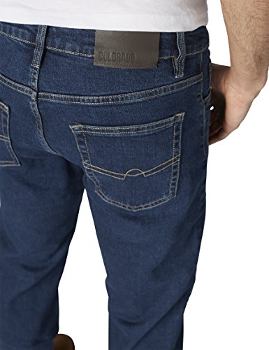 Jeans stone Blu Wash Denim 84 Uomo Colorado zawq8Bx