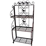 Ll Home Horse Bakers Rack