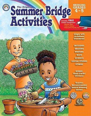 The Original Summer Bridge Activities Bridging Grades 4 to 5   [ORIGINAL SUMMER BRIDGE-GRD 4-5] [Paperback] pdf epub