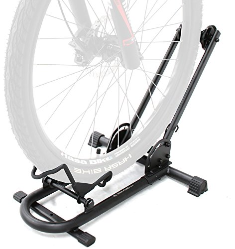 (Bikehand Bike Floor Parking Rack Storage Stand Bicycle )