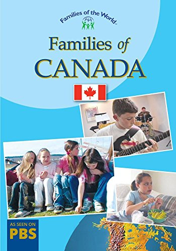 Families Of The World Families Of Canada