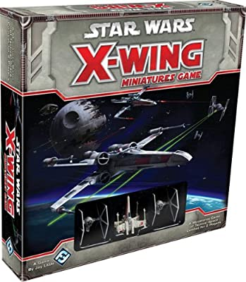 Star Wars X-wing Miniatures Game Core Set from Fantasy Flight Games