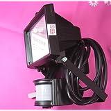 セキュリティセンサーライト ブラック・MSL-150H