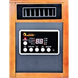 Dr Infrared Heater DR928 Music Heater with AM/FM Radio