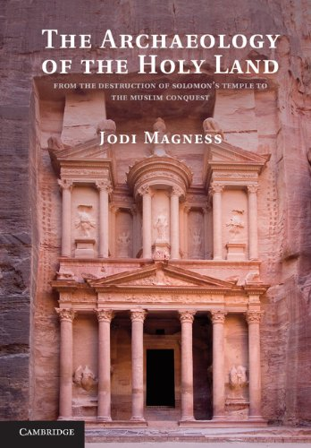 Download The Archaeology of the Holy Land Pdf