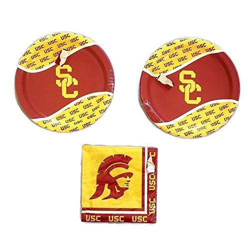University of Southern California USC Trojans Party Bundle 9