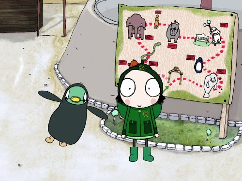 Sarah Duck And The Penguins Penguins Duck