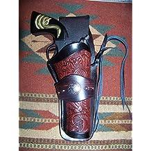 Cowboy Western Holster 5 1/2 Colt SAA Ruger Vaquero Heritage Rough Rider