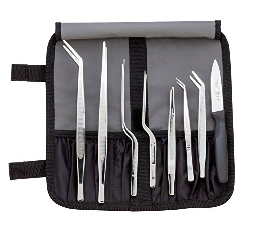 Mercer Culinary Deluxe 10 Piece Plating Kit