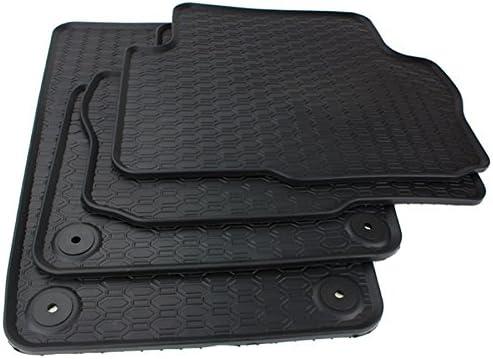 5 Sitzer ab 10 Gummimatten Fußmatten Original Qualität Für Seat Alhambra II