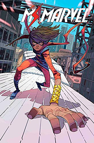 Ms. Marvel by Saladin Ahmed Vol. 1: Destined (Ms. Marvel by Saladin Ahmed (1))