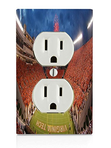 College Football Stadiums Electrical Outlet