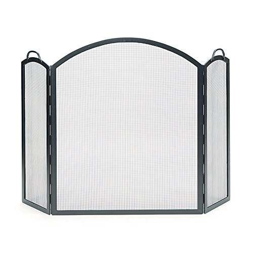 Minuteman International SSS-05 Arched Three-Part Folding Screen