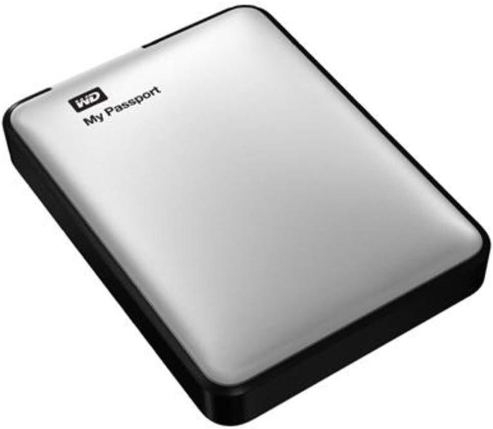 Western Digital WDBY8L0020BSL-EESN - Disco Duro Externo de 2 TB (2 ...