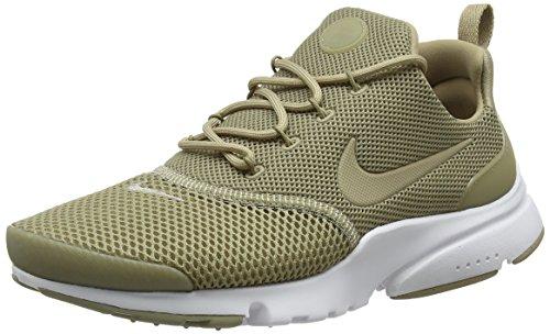 200 De Hommes Chaussures Nike Gris kaki Kaki Blanc Fly Gymnastique Presto v6qnxnOg