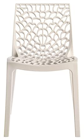 GruvyerBlancCuisineamp; Chaise GruvyerBlancCuisineamp; GruvyerBlancCuisineamp; Chaise Empilable Maison Maison Chaise Empilable Empilable l1JFcTK