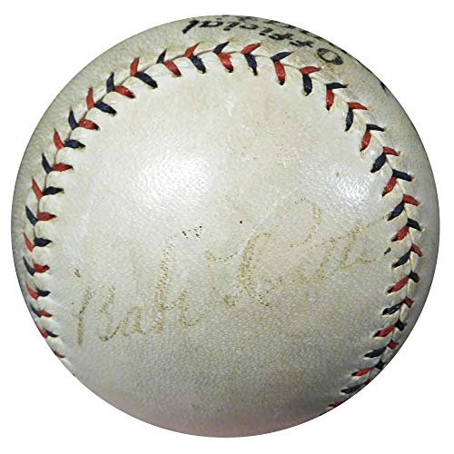 Babe Ruth Signed Baseball - International League #AB06814, used for sale  Delivered anywhere in Canada