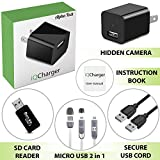 Spy Camera Charger - Hidden Camera - Premium Pack