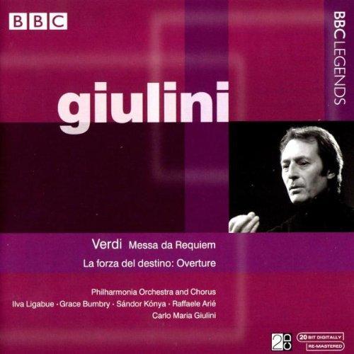 Price comparison product image Requiem / La Forza Del Destino Overture by GIUSEPPE VERDI (2004-06-29)