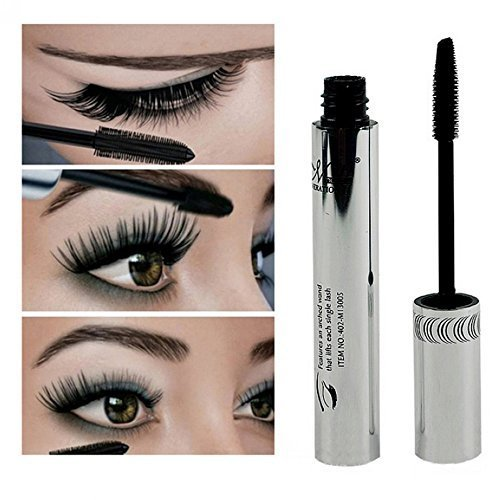 mf-cosmetic-eye-mascara-makeup-long-eyelash-silicone-brush-curving-lengthening-colossal-mascara