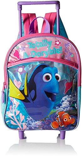 Disney Girls Finding Rolling Backpack