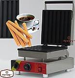 Newtry NP-514 Rectangle Churros waffle maker machine Electric churro machine Iron Waffle Maker Churros Machine Baker Mold (220V)