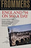 England on Sixty Dollars a Day '94, Frommer's Staff, 0671849093
