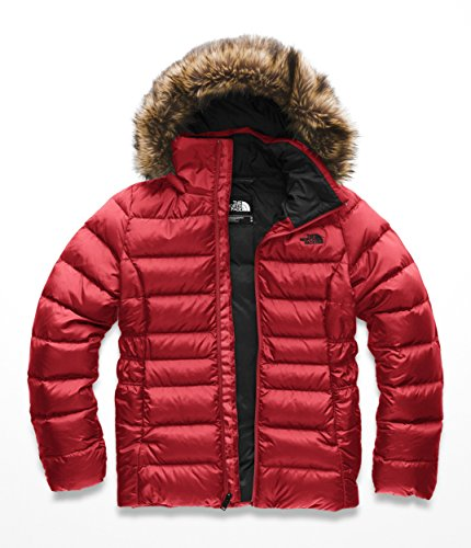 - The North Face Women's's Gotham Jacket II - TNF Red - S