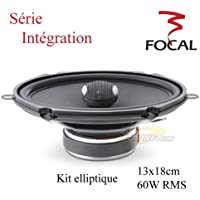 IC570 - Focal Integration 5x7 2-Way Coaxial Car Speakers IC-570
