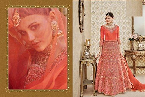 Partywear 2792 Vestire Personalizzato Anarkali Cerimonia Donna Tradizionale Salwar Emporium Etnico Kameez Girl Designer Dressing Per xaqwnBUf