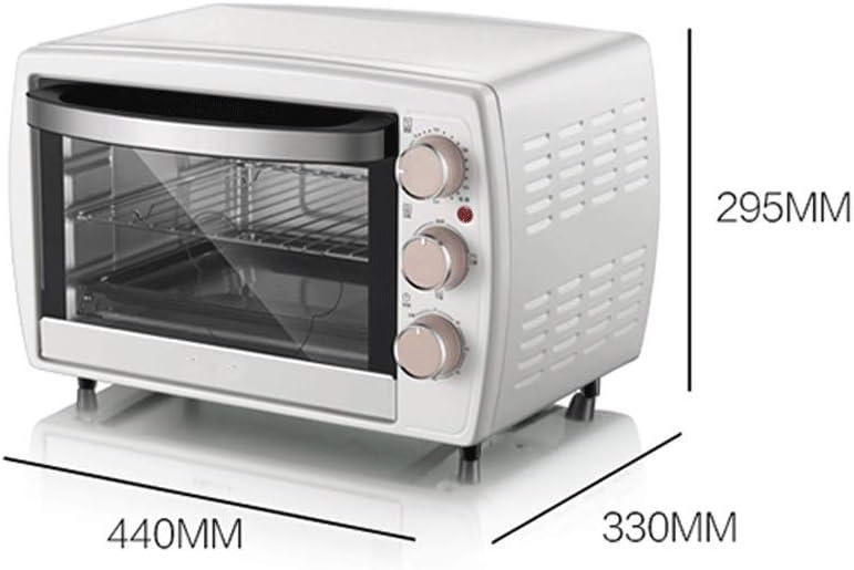 Amazon.com: LQRYJDZ Mini 20 litros horno tostador con ...