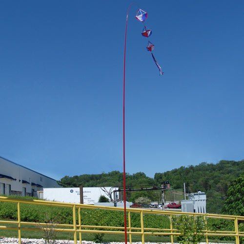 19-ft. Flexible Pole