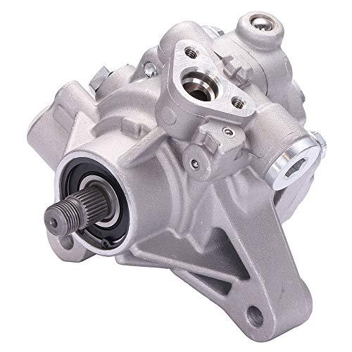 Power Steering Pump Fits 04-05 Acura TSX Base Sedan 4-Door 2.4L CCIYU 21-5415 Power Steering Assist ()