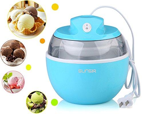 Sunsir Mini 0 6 Quart 0 6l Automatic Ice Cream Maker