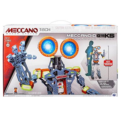 Meccano MeccaNoid G15 KS from Meccano