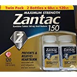Zantac 150 Maximum Strength Tablets, Regular, 120 Count
