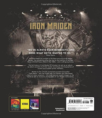 Iron Maiden Heavy Metal History