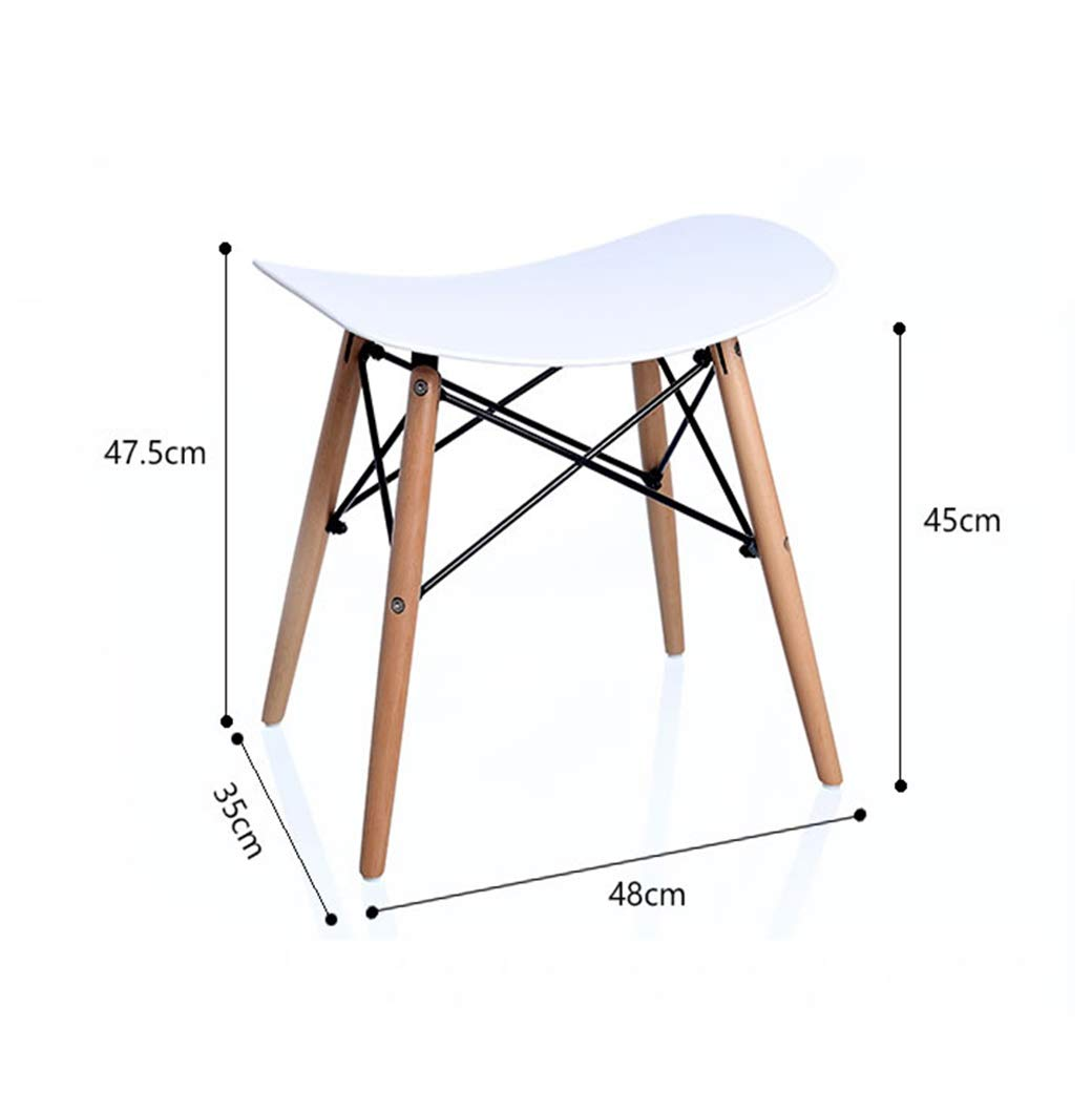 Tremendous Amazon Com Nordic Stool Small Stool Shoe Changing Bench Lamtechconsult Wood Chair Design Ideas Lamtechconsultcom