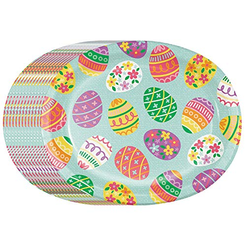Member's Mark Get Eggy With It Paper Plates - 10
