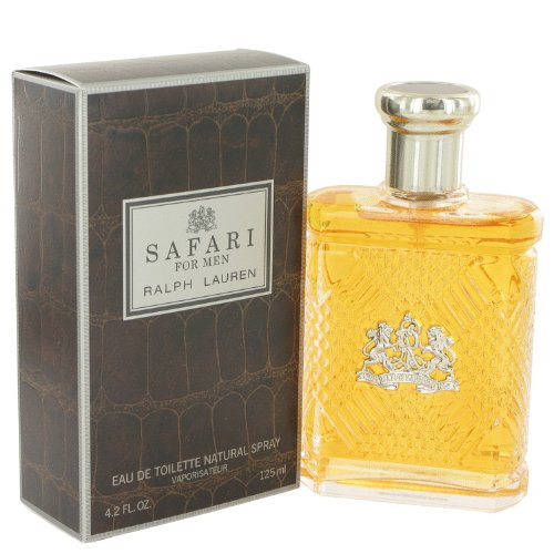 (Rálph Laüren Säfari Colognė For Men 4.2 oz Eau De Toilette Spray)