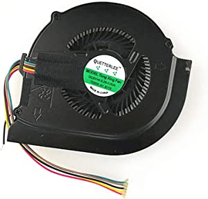 QUETTERLEE Replacement New CPU Cooling Fan for Lenovo Thinkpad T440P Series BATA0610R5U P004 42M25M Fan