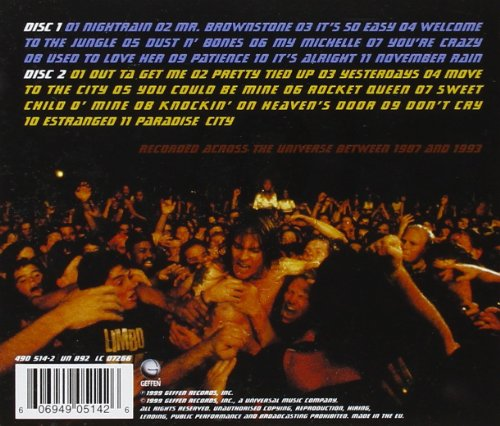 Live Era '87-'93 by Interscope (Image #1)