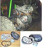 BLAST LED - Predator 212CC GO Kart Torque Converter Clutc...