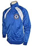 Chelsea Fc Jacket Track Blue Home New 2014-2015 Adult Sizes (M)