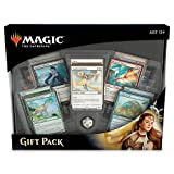 Magic Gift Pack 2018 | 70 Magic: The Gathering Cards | 4 Booster Packs | 5 Rare Creature Cards | 5 Foil Land Cards + More