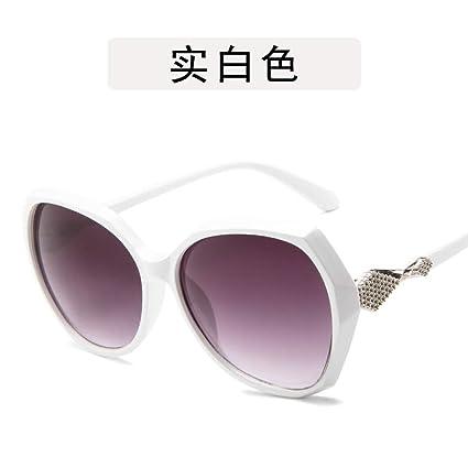 Yangjing-hl Gafas para niños Gafas bebé Vacaciones Marea ...